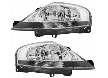 Citroen c3 2001-2009 рефлекторы новое комплект, фото