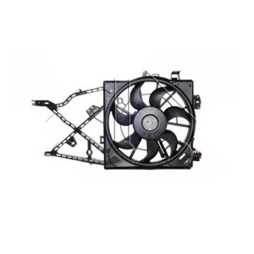 Вентилятор двигателя opel vectra b 1. 6i 1.8 2.0 di, фото