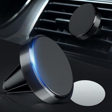 Крепеж магнитный на телефон до решетки вентиляции, фото