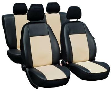 Audi a1 a2 a3 8l 8p 8v a4 a6 чехлы кожа, фото