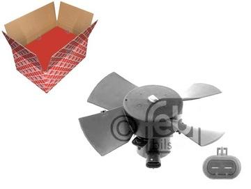 Вентилятор радиатора opel astra f кабриолет 1.4 1, фото