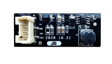 Контроллер светодиод bmw x3 f25 пластина фонарь задний ремонт, фото