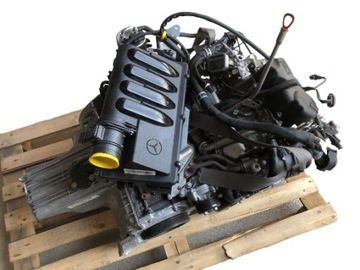 Mercedes двигатель b класса w245 245 a6400106244, фото