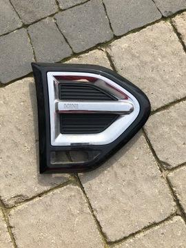 Правая защита поворотник решетка mini f60 7414092, фото