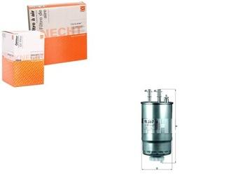 Фильтр топливный alfa romeo spider 3.2 jts q4 (939_. 9, фото