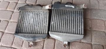 Ssangyong korando 2.9 радиатор интеркулер, фото