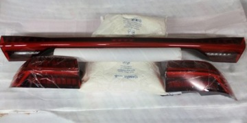 A7 4k8 фонари задние комплект права+ левая установка с америки на европу, фото