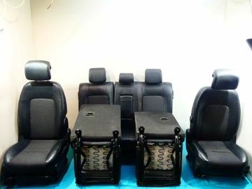 Комплект сидения комбинированая кожа 7-osob captiva 1 06-11 европа, фото