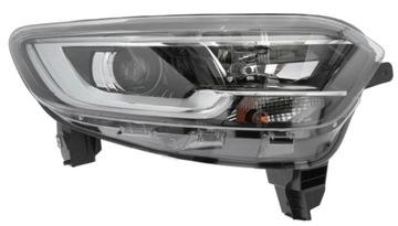Renault kadjar 2015- рефлектор фара правая, фото