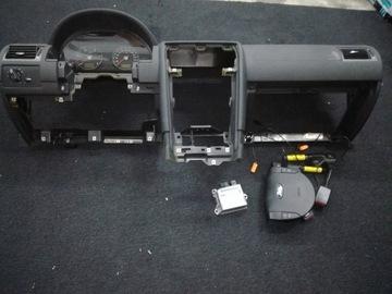 Ford mondeo mk3 рестайлинг панель приборная, фото