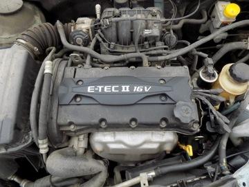 Комплектный двигатель 1.6 16v f16d3 chevrolet lacetti, фото