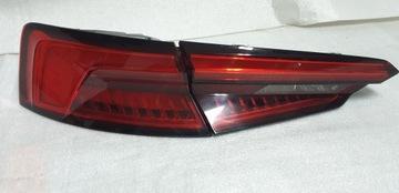 Audi a5 8w6 f5 фара левая светодиод задняя, фото