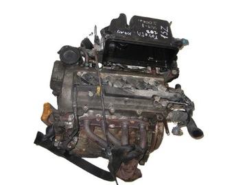 Двигатель toyota yaris 1.0 vvti 2001 год 1sz комплектный, фото