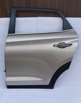 Hyundai tucson 3 дверь левая задняя, фото