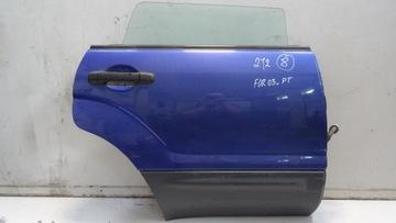 Subaru forester sg 2 2004r дверь правая задняя 2j2, фото