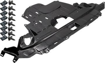 Защита двигателя заклепки honad cr-5 3 дизель 06-11, фото