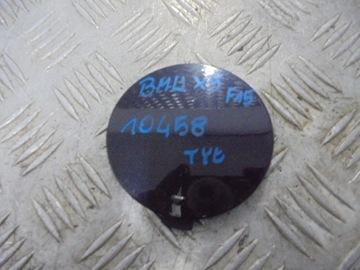 Заглушка фаркопа задняя bmw x5 f15 51118054004, фото