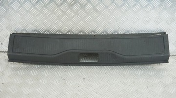 Opel zafira b защита порога багажника зад задняя, фото