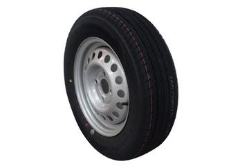 Новое колесо 175/ 70 r13 triangle диск шина прицеп, фото