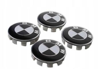 Эмблемы колпачки значки колпачки bmw 68mm к дискам, фото