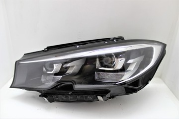 Фара левая bmw g20 g21 полный светодиод европа a99481695, фото