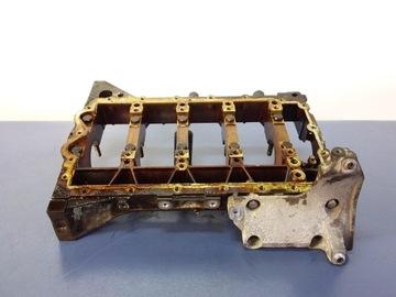 Bmw 3 e46 1.8 b n42 блок крепление вала поддона, фото