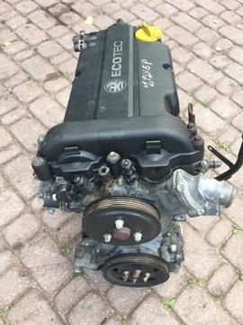 Двигатель opel corsa agila astra 1.2 16v z12xep 80 км, фото