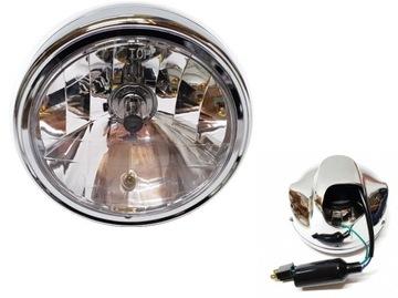 Новая фара рефлектор honda vt 500 750, фото