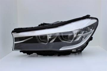 Фара левая bmw g11 g12 полный светодиод европа, фото