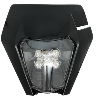 Фара ktm exc подсветка светодиод enduro tpi 17-21, фото