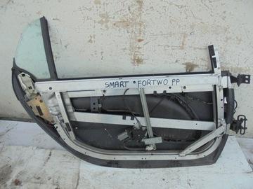 Дверь обшивка передний правый smart fortwo 1, фото