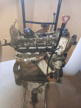 Двигатель 2. 0cdi mercedes w245 w169 b класса a класса, фото