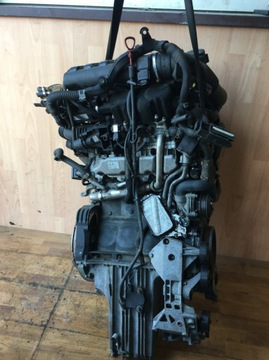 Двигатель блок mercedes w169 2.0 cdi 640. 940, фото