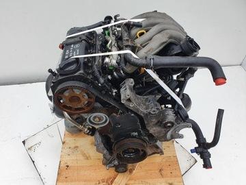 Двигатель skoda superb 2.0 8v 01-2008 год 122tys azm, фото
