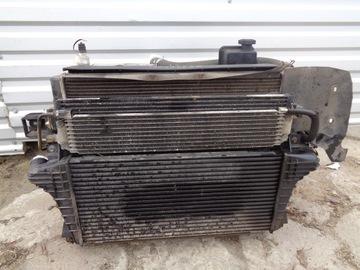 Радиаторы вентилятор комплект jeep commander 3. 0crd, фото