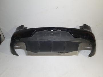 Porsche macan бампер задний 95b 95b807421, фото