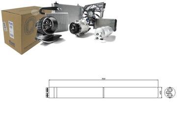 Осушитель кондиционера alfa romeo 159 1.8 tbi (939), фото