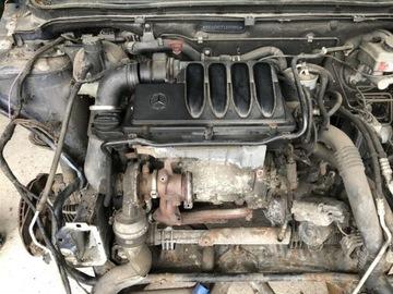 Mercedes двигатель 2.0 cdi a180 b180 w169 w245 640942, фото