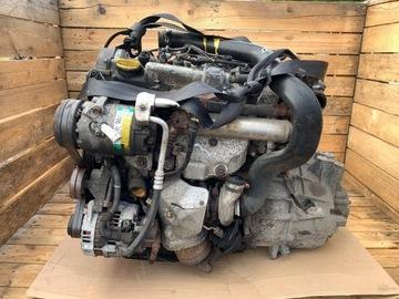 Двигатель комплектный opel corsa c 1.7 cdti bosh z17dth, фото