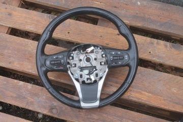 Kia sorento 3 15+ руль мультифункциональный 56130-, фото