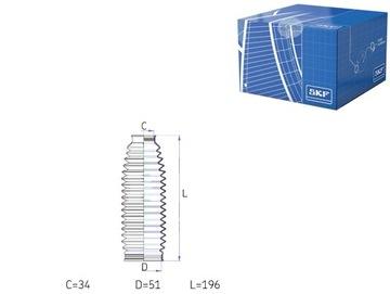 Защита тяга рулевой alfa romeo 159 1.9 jtdm 8v (939, фото