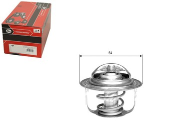 Термостат alfa romeo 159 sportwagon 2.2 jts (939), фото