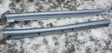 Mercedes b-класса w245 защита порога накладка левая rp, фото