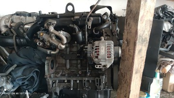 Corsa c combo c 1.3 cdti двигатель комплектный z13 dtj, фото