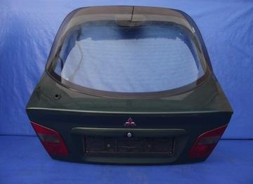 Carisma 2 крышка багажника зад комплектная хетчбек, фото