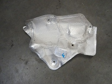 Porsche cayenne гибрид защита тепловая 4m1825644e, фото
