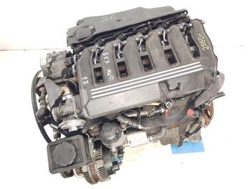 Двигатель bmw e39 e46 325 525 2.5 дверей 163km 03r, фото