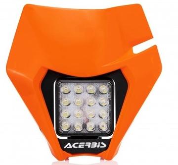 Рефлектор фара светодиод   acerbis ktm exc exc-f   17-, фото