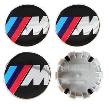 Эмблемы колпачки значки колпачки bmw 56mm к дискам, фото