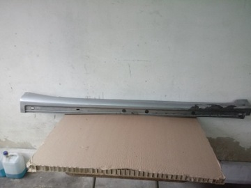Накладка порога накладка правая mercedes w245 b, фото